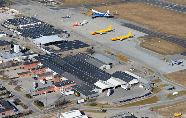 Cargo Center Billund