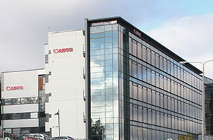 canon-europe-press-centre-headquarters-finland
